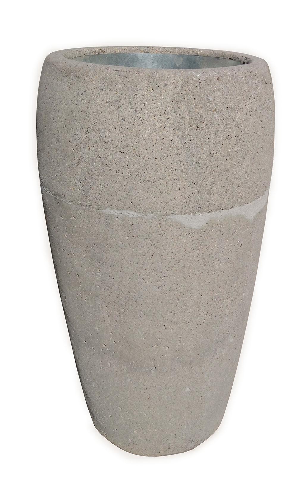Betonový květináč Egypt